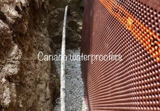Delta-MS membrane installed