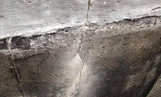Crack Repairs in Toronto & GTA