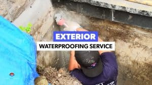 BASEMENT WATERPROOFING TORONTO SERVICE