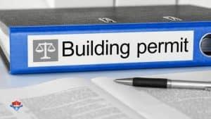 Building permit cost